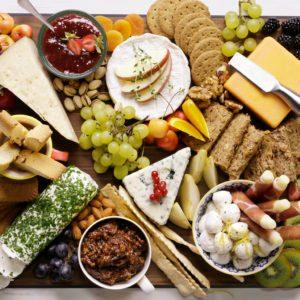 How to Build a Cheese Board—the Secret Weapon for Your Next Party