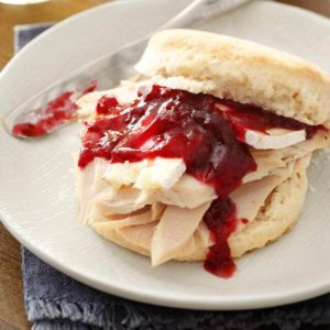 Tart Cranberry Butter