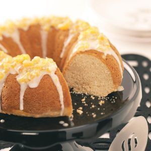 Taste-of-Summer Light Pound Cake