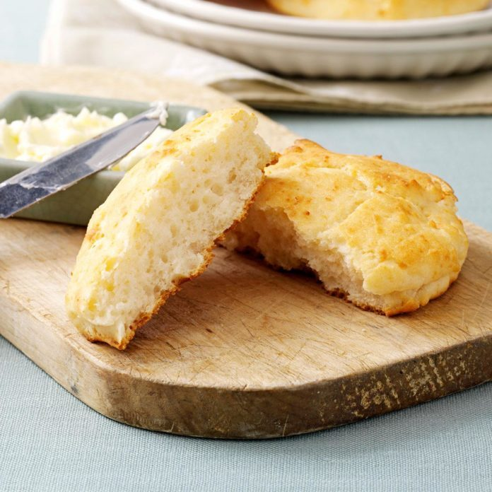 Tender Biscuits for Two