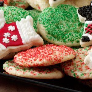 Tender Sugar Cookies