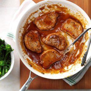 Tender Sweet 'n' Sour Pork Chops