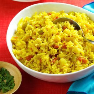Texas-Style Spanish Rice
