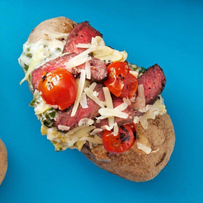 The Bistro Baked Potato