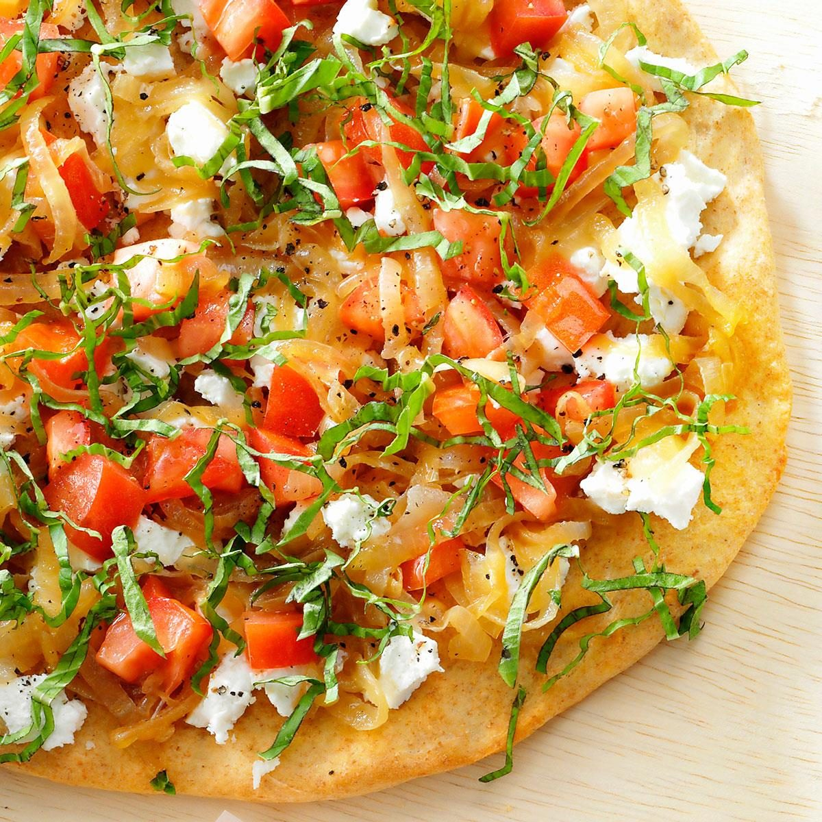 Test Kitchen Pizza Dough
