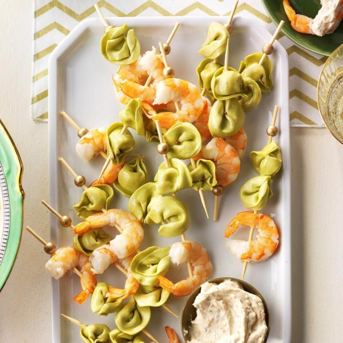 Cold Appetizers for Your Next Get-Together