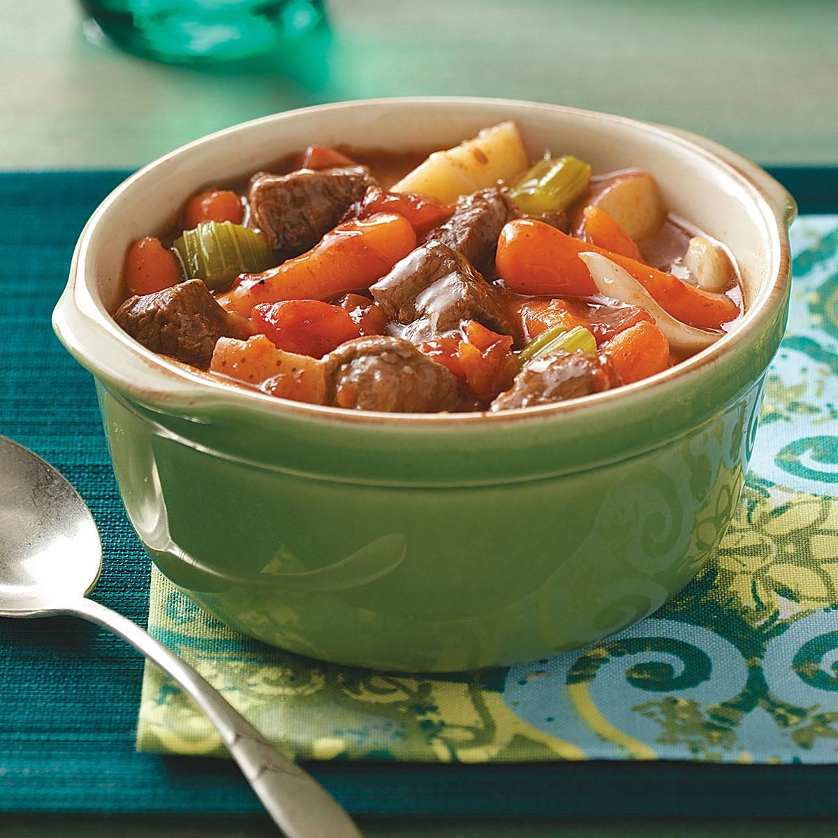Traditional Beef Stew Recipe Taste Of Home