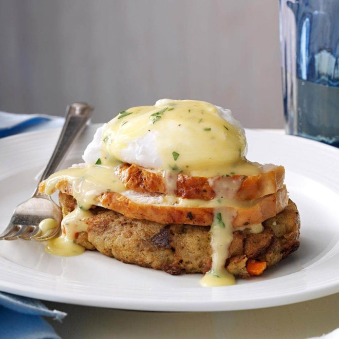 Who's to Thank for Eggs Benedict, Our Favorite Brunch Dish?