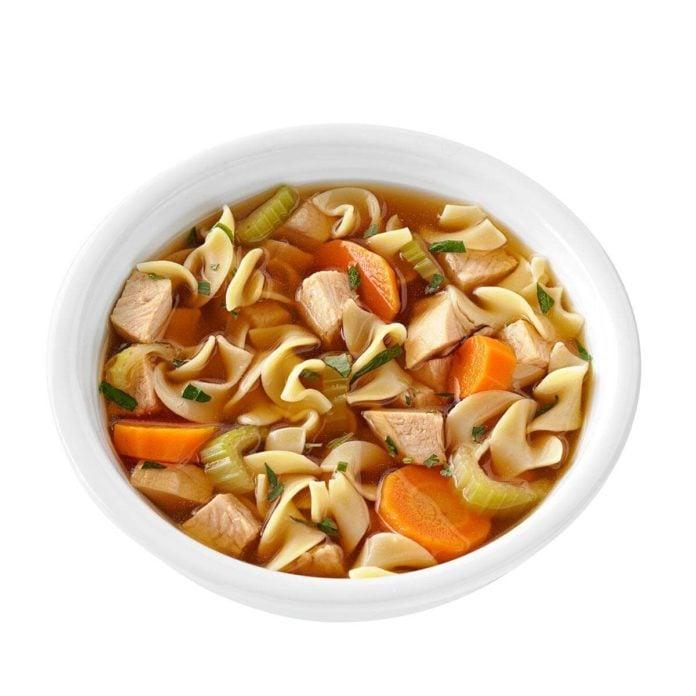 Turkey-Tarragon Noodle Soup