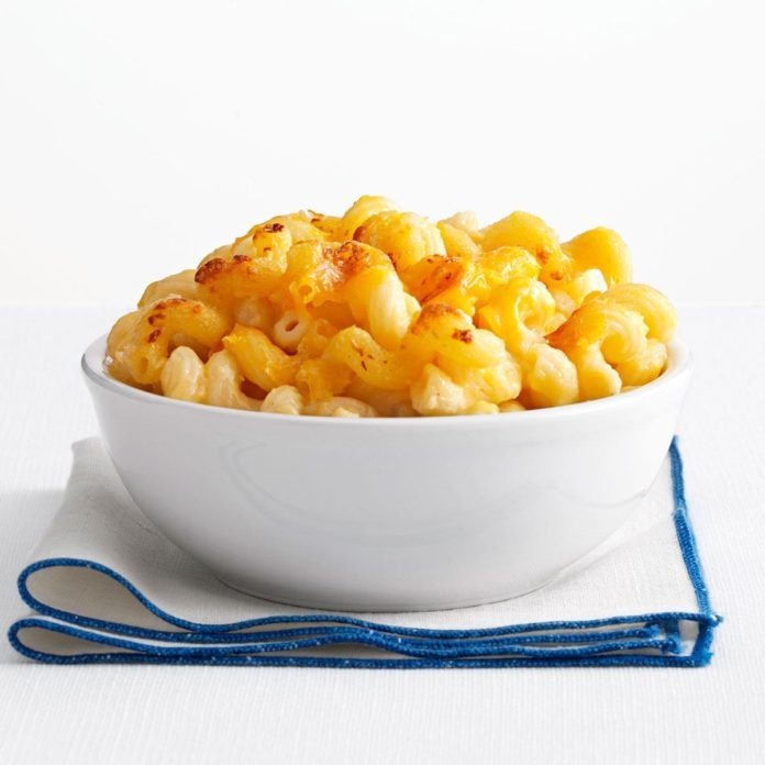 Day 9: Two-Cheese Mac 'n Cheese
