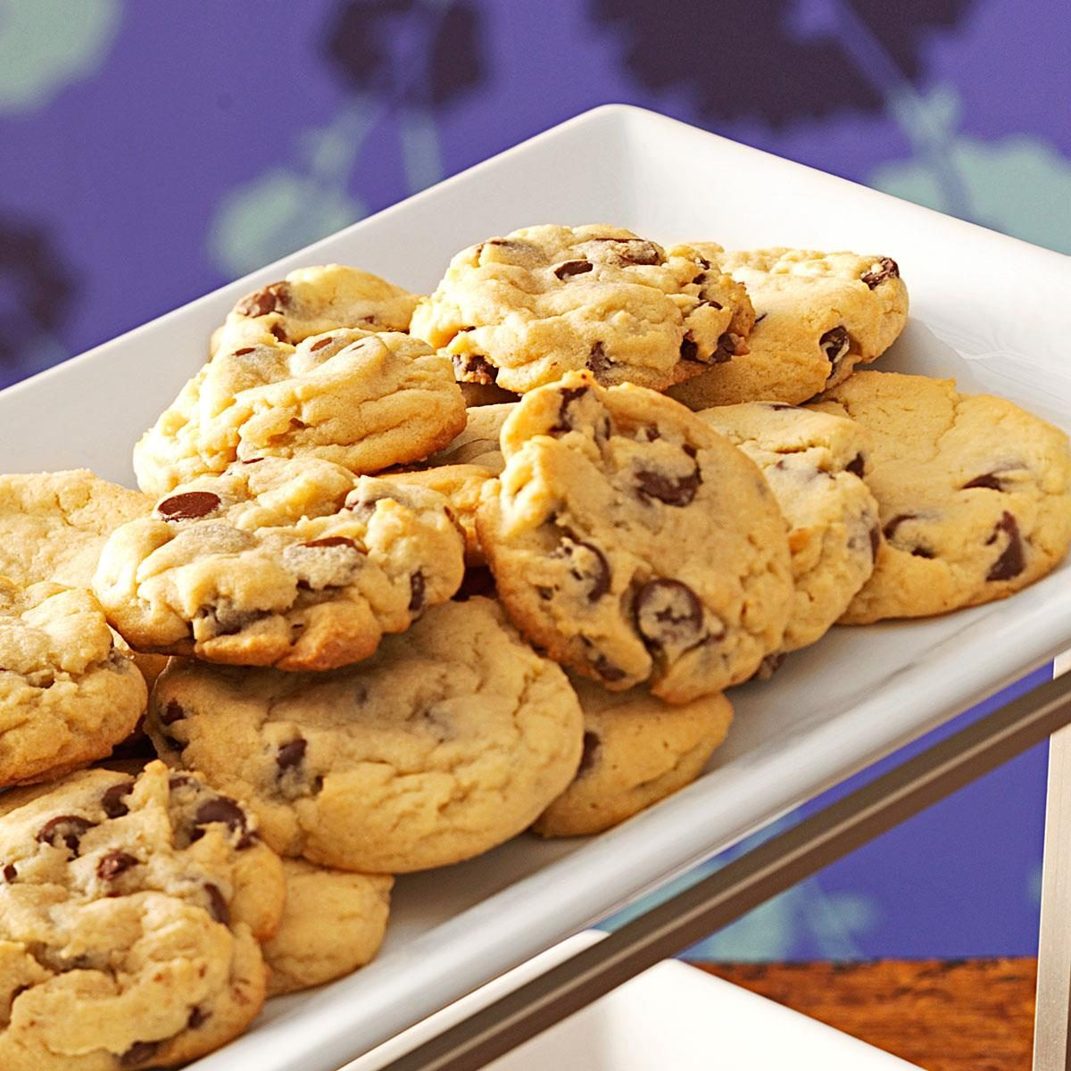 Chocolate Chip Cookie Recipe For Two Dozen