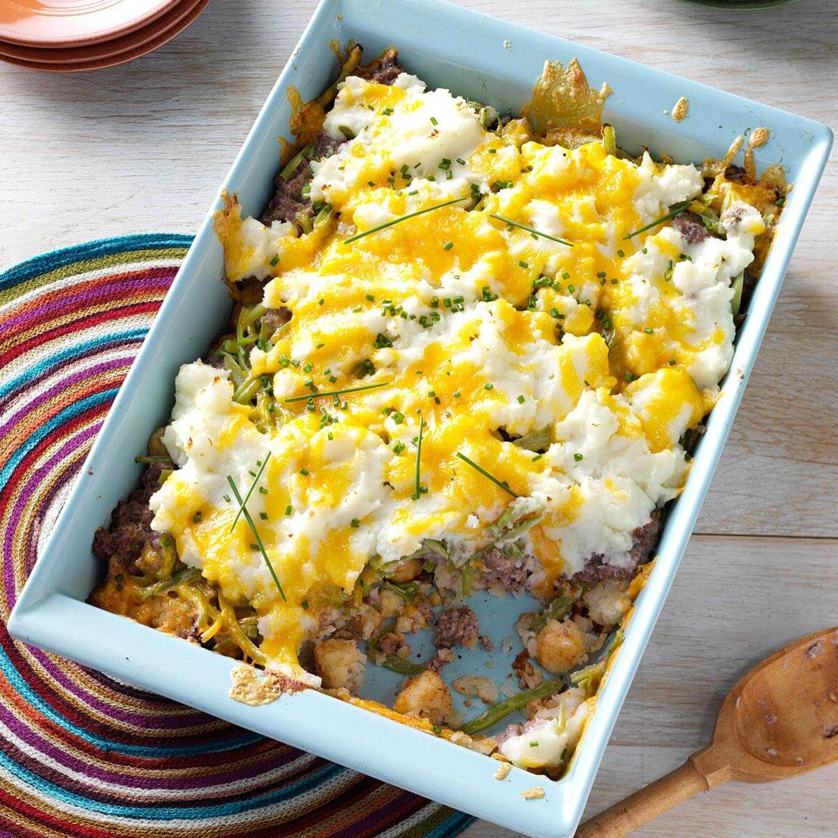 Two-Tater Shepherd's Pie Recipe