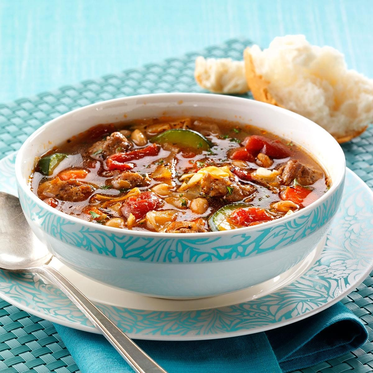Upstate Minestrone Soup Recipe
