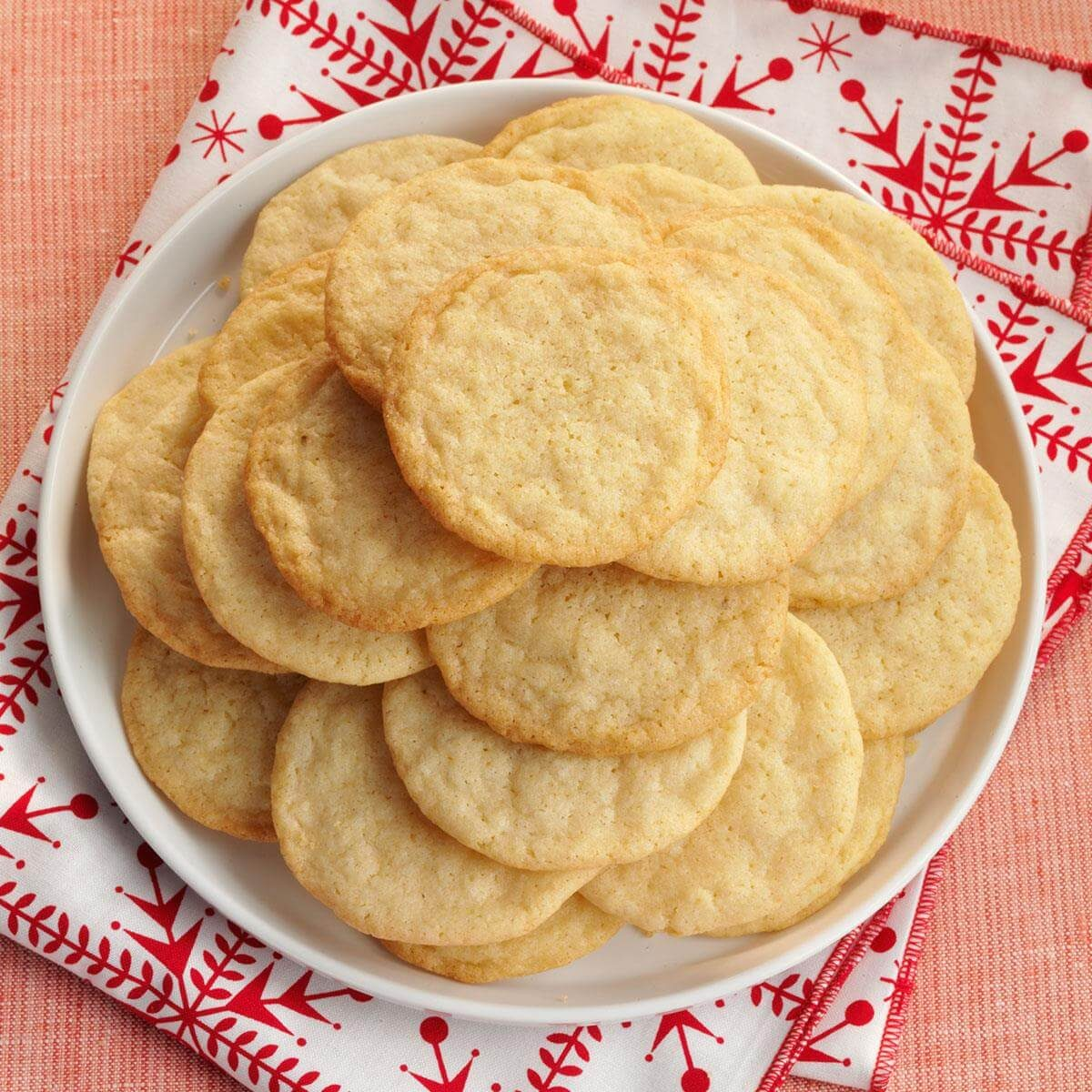 30 Classic Cookies from Vintage Church Cookbooks