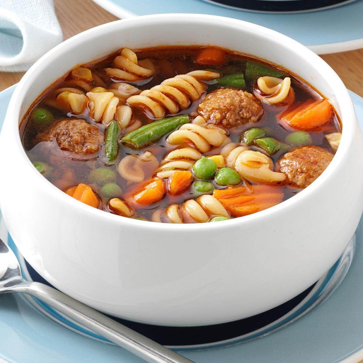 How To Cook Meatballs For Soup