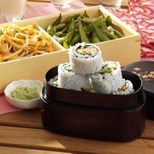 Veggie Sushi Rolls
