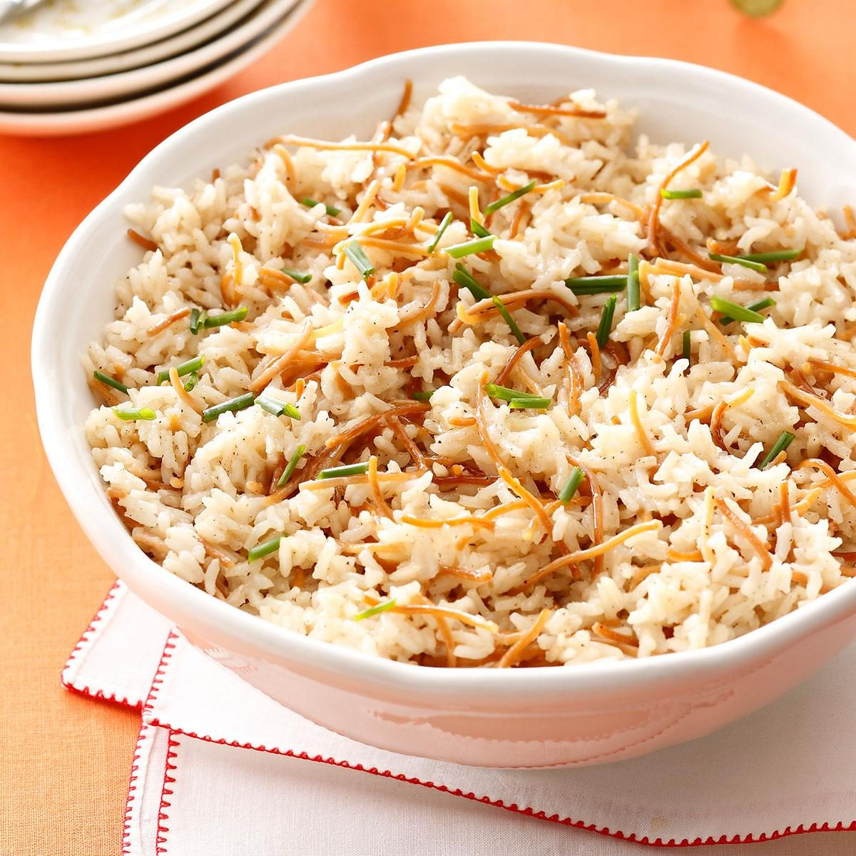 Vermicelli Rice Pilaf Recipe