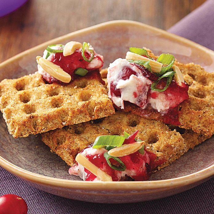 Warm Cranberry Spread