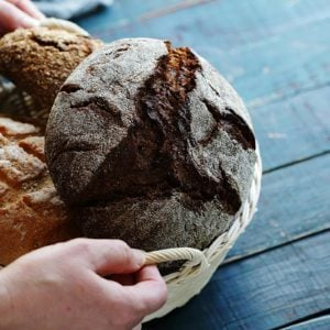 You Should Be Eating Bread at the END of Your Meal—Here's Why