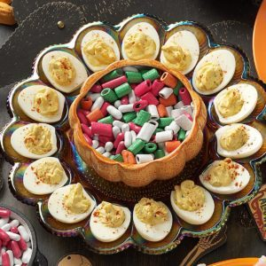 Wicked Deviled Eggs