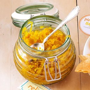 Yellow Summer Squash Relish