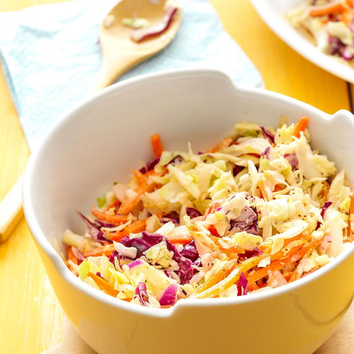 Zesty Coleslaw Recipe