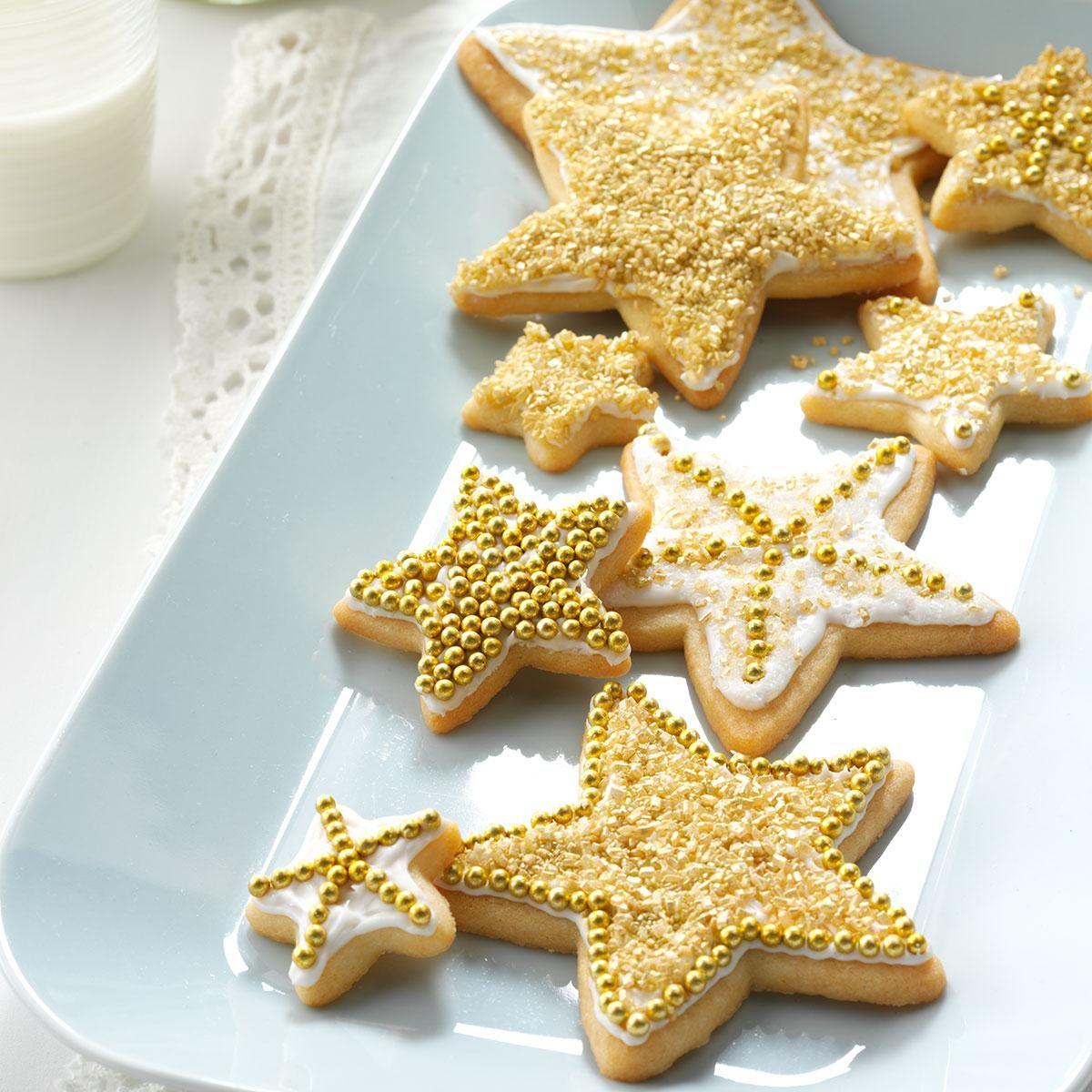 Crisp Sugar Cookie Mix Recipe Taste Of Home