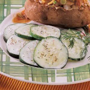 Cool-As-A-Cucumber Salad