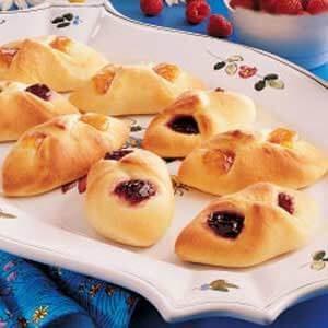Fruit-Filled Kolaches