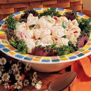 Picnic Cauliflower Salad