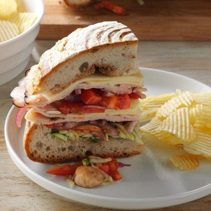 Mighty Hero Sandwich