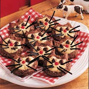 Cute Kitty Cookies