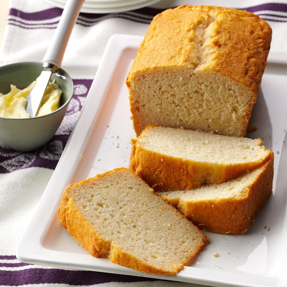 Honey Beer Bread Recipe