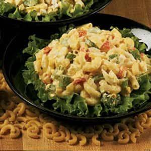 Egg & Macaroni Salad