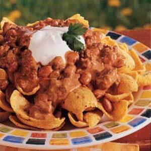 Chili Nacho Supper