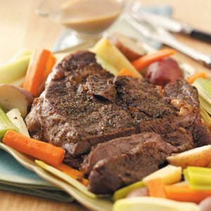 Beef Roast Crockpot Recipes Seasoning