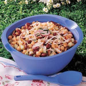 Veggie Bean Salad