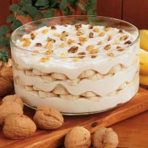 Layered Banana Pudding Recipe Taste Of Home