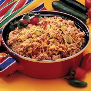 Fiesta Fry Pan Dinner