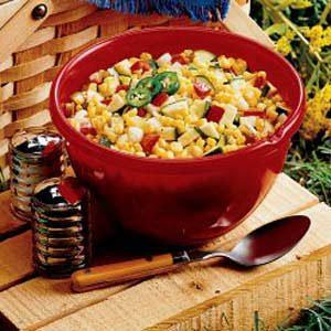 Calico Corn Salad