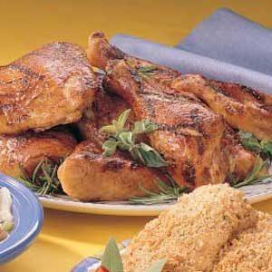 Golden Glazed Fryer