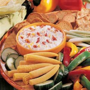 Corn and Bacon Dip