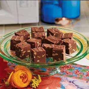 Coffee Shop Fudge