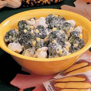Corny Vegetable Salad