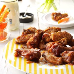 Cranberry Hot Wings