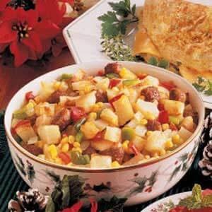 Hearty Brunch Potatoes