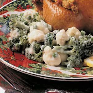 Tangy Floret Salad