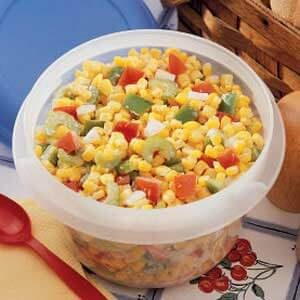 Quick Corn Salad