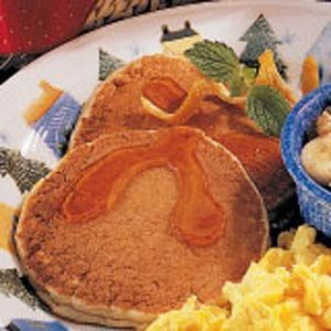Low-Cholesterol Pancakes