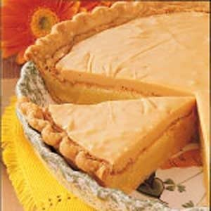 Old-Fashioned Chess Pie